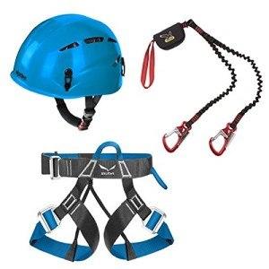 Das Salewa Klettersteigset Via Ferrata Premium Attac für Sie getestet.