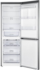 Die Kühl-Gefrier-Kombination RB29HER2CSA von Samsung im Test.