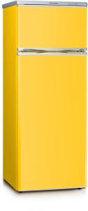 Die Severin KS 9792 in vielen bunten Kühlschrank Farben.