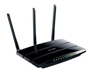 TP-Link TL-WDR4300 Router im Test