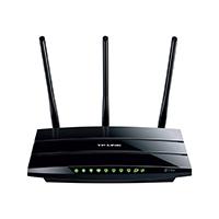 Dualband-WLAN-Router - starkes und stabiles WLAN-Signal, zahlreiche Einstellungen, einfache WLAN-Sicherheit