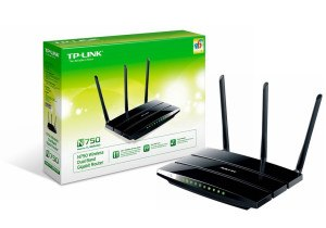 TP-Link TL-WDR4300 Router im Test Verpackung