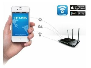TP-Link TL-WDR4300 Router im Test Verbindung