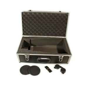 TS Optics GroßFernglas 25x100, Breitbandmultivergütung, mit Koffer,