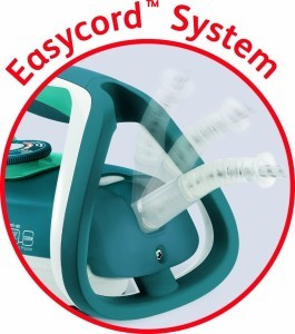 Easycord-System des Tefal-Bügeleisens