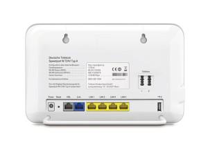 Telekom Speedport W724V WLAN-Router Funktionen