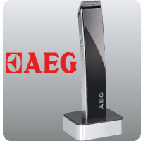 AEG HSM/R Haar und Bartschneidemaschine