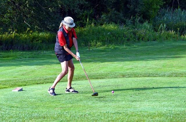 Golf-Frauen