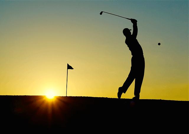 Golf-Richtige-Haltung