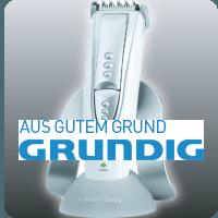 GRUNDIG MT 5531 Barttrimmer Test