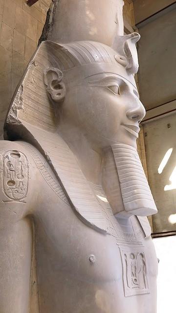 Memphis-Bart-Ägypten
