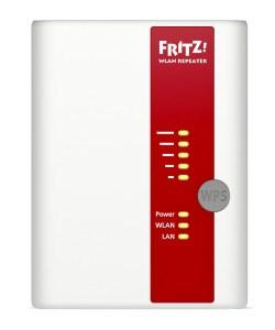 AVM FRITZ!WLAN Repeater 450E im Test front