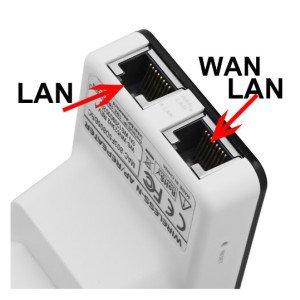 Andoer mini Wi-Fi Repeater im Test LAN