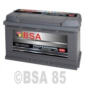 BSA Professional Autobatterie Hauptbild
