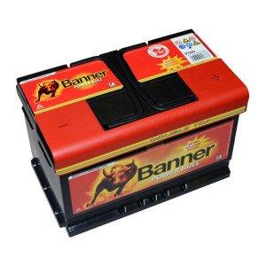 Banner Power Bull Autobatterie Hauptbild