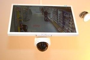 CCTV-Kamera