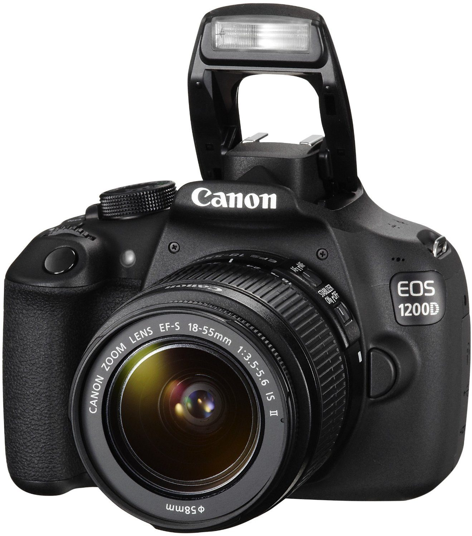 Canon EOS 1200D SLR-Digitalkamera 6