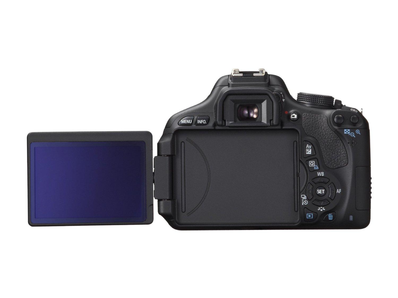 Canon EOS 600D SLR-Digitalkamera 4