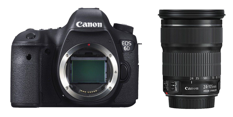 Canon EOS 6D SLR-Digitalkamera 1