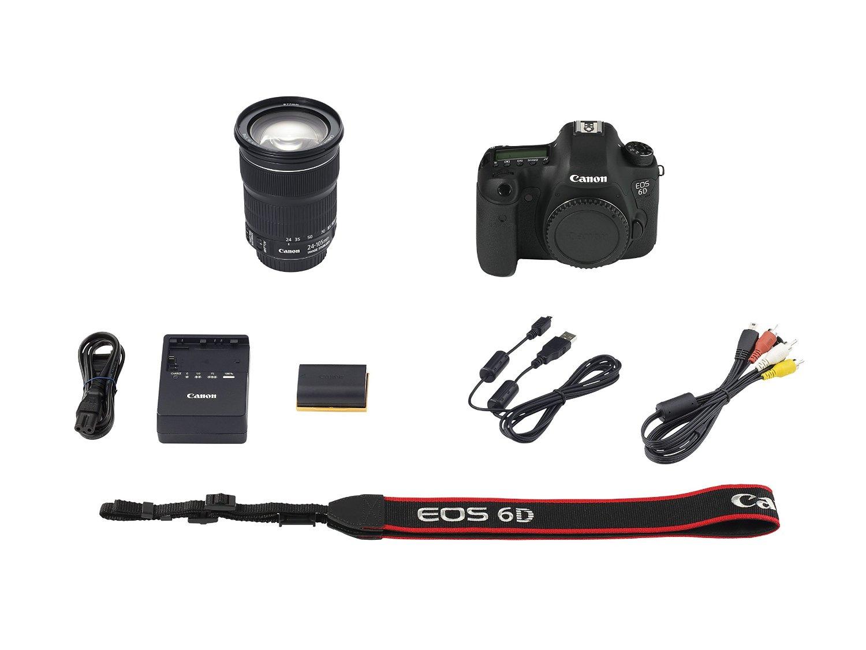 Canon EOS 6D SLR-Digitalkamera 4