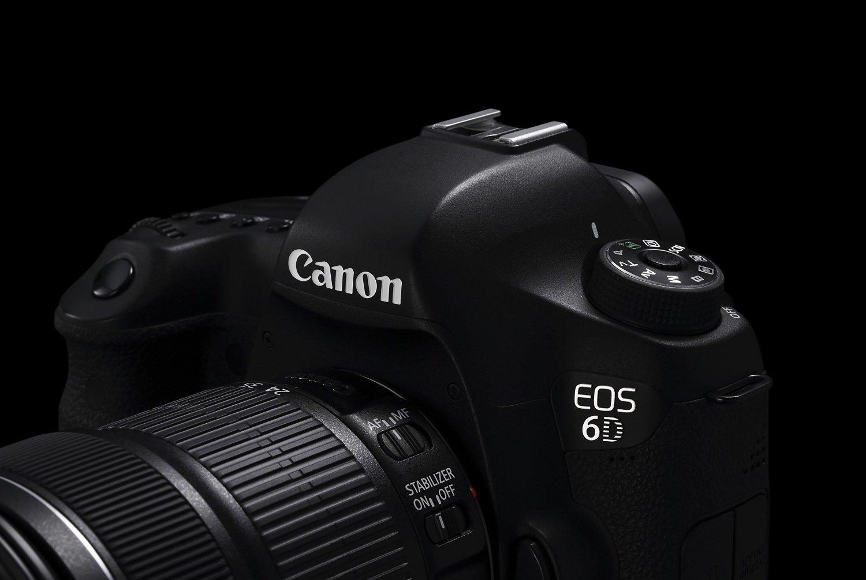 Canon EOS 6D SLR-Digitalkamera 5