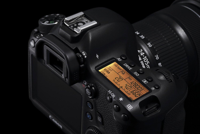 Canon EOS 6D SLR-Digitalkamera 6