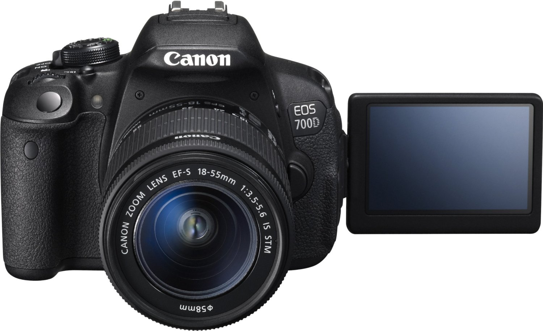 Canon EOS 700D SLR-Digitalkamera 1
