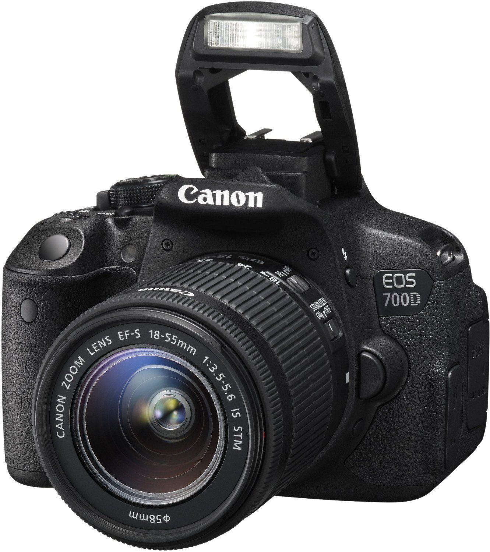 Canon EOS 700D SLR-Digitalkamera 2