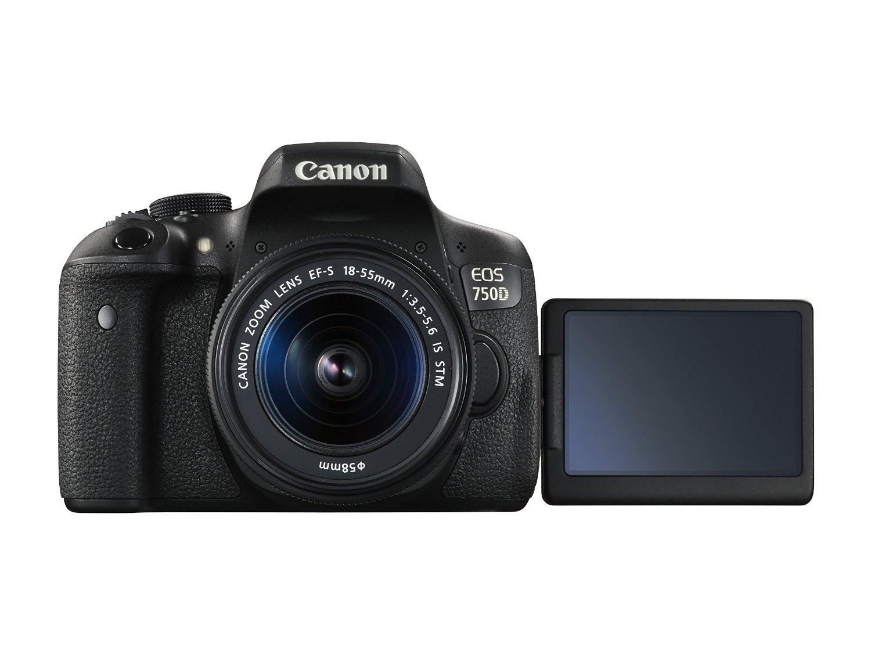 Canon EOS 750D SLR-Digitalkamera 1
