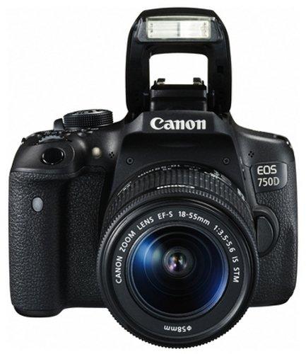 Canon EOS 750D SLR-Digitalkamera 2