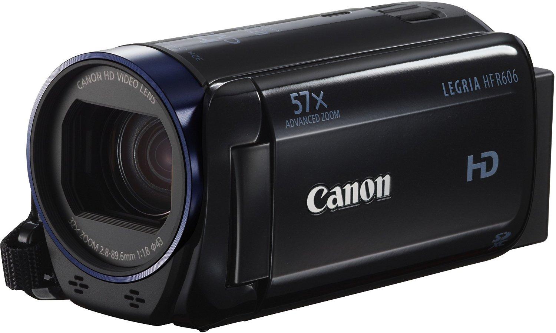 Canon LEGRIA HF R606 Camcorder