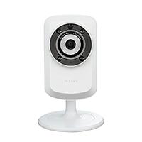 D-Link DCS-932L Wireless N Tag/Nacht Home IP-Kamera - niedriger Preis, Plug & Play, Alarm-Benachrichtigung per E-Mail, Vollduplex-Audio