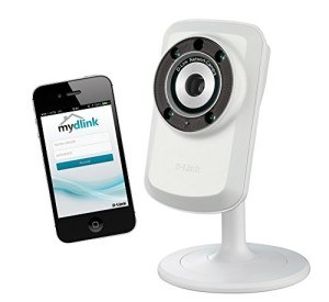 D-Link DCS-932L Wireless N Tag/Nacht Home IP-Kamera Handy