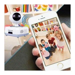 DBPOWER H.264 1280x720p Pan/Tilt IP Überwachungskamera Handy