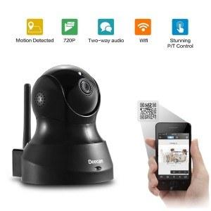 Deecam IP-Überwachungskamera Verbindung