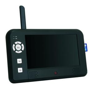 Elro digitale Funk-Überwachungskamera CS95DVR Monitor