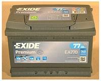 Exide Premium Carbon Boost EA770 Beitragsbild