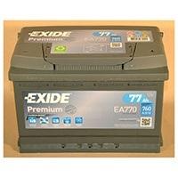Exide Premium Carbon Boost EA770 im Vergleich