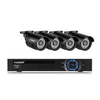 FLOUREON CCTV Videoüberwachungsset