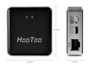 HooToo TripMate Nano Repeater im Test Masse