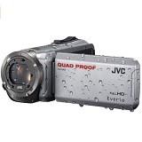 Der JVC GZ-R310SEU Full HD Speicherkarte-Camcorder belegt den 6. Platz.