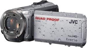 Der JVC GZ-R310SEU Full HD Speicherkarte-Camcorder von unseren Experten getestet.