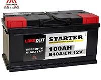 LANGZEIT Autobatterie 12V 100 AH Beitragsbild