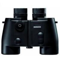 MINOX BN 7 x 50 DCM Fernglas schwarz mit Digital-Multifunktionskompass