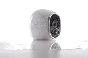 Netgear Arlo VMS3330-100EUS Smart Home 3 HD-Kamera-Sicherheitssystem Wasserdicht