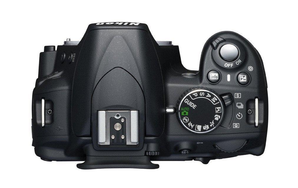 Nikon D3100 SLR-Digitalkamera 3