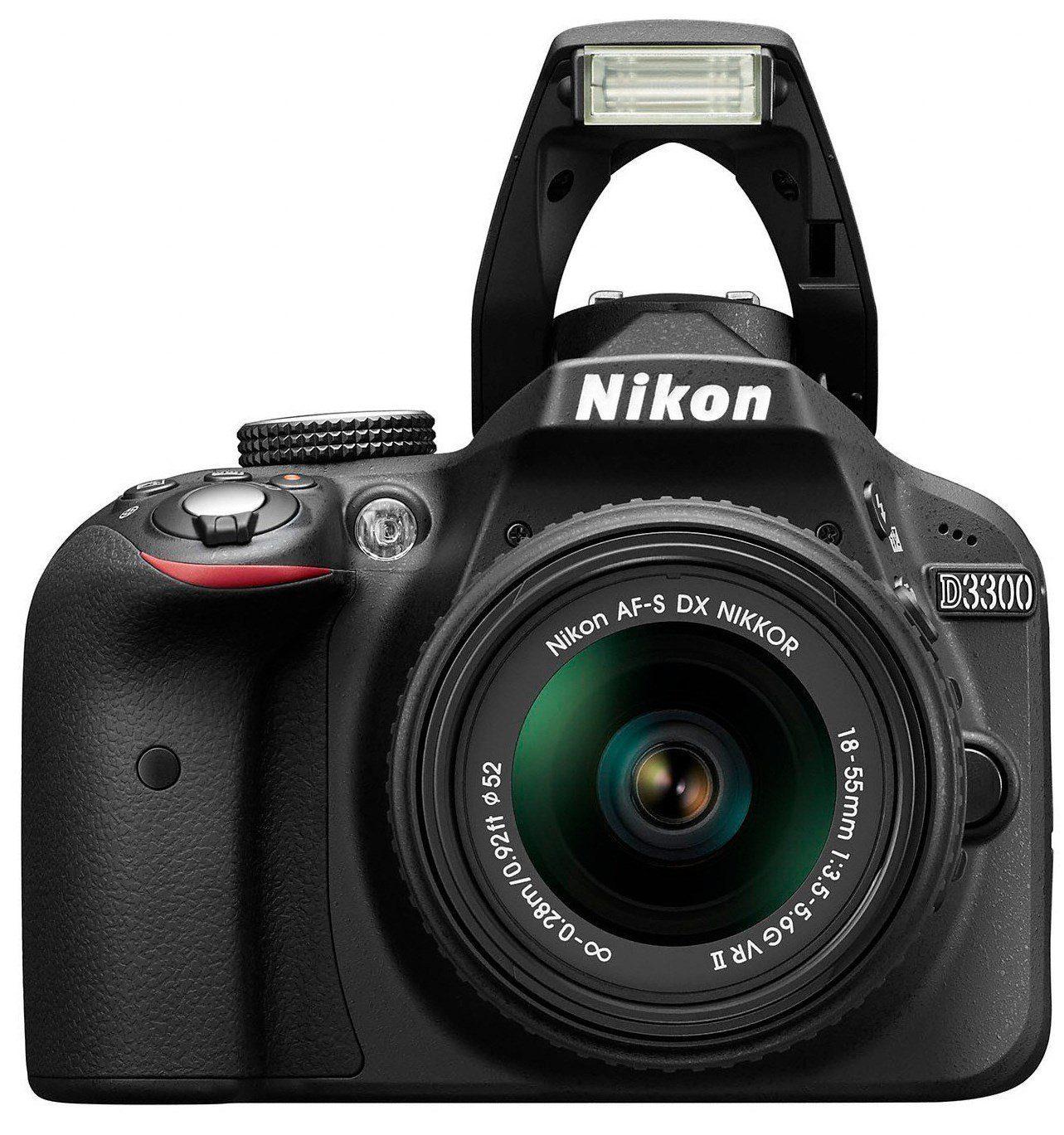 Nikon D3300 SLR-Digitalkamera 3