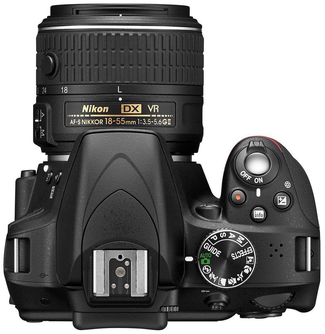 Nikon D3300 SLR-Digitalkamera 6