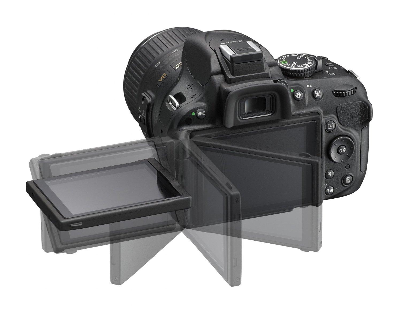 Nikon D5200 SLR-Digitalkamera 2
