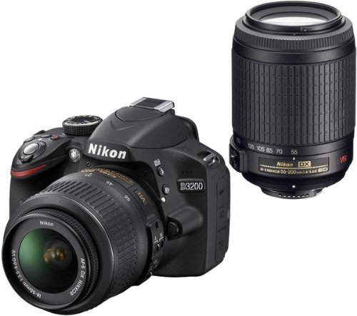 Nikon Spiegelreflexkamera d3200